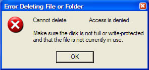 Remove Program Access Denied: full version free software ...
