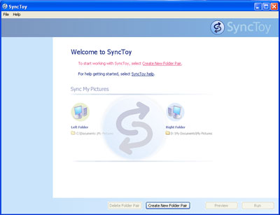 PC Hell: How to Use Microsoft SyncToy to backup your data